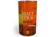Неохмеленный солодовый экстракт Muntons Amber