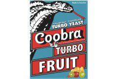 Дрожжи фруктовые Coobra TURBO FRUIT, 40гр.