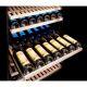 Винный шкаф Dunavox DX-181.490SDSK на 180 бутылок