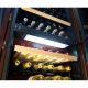 Винный шкаф IP Industrie CEX 601 VU на 128 бутылок