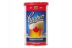 Солодовый экстракт Coopers Canadian Blonde
